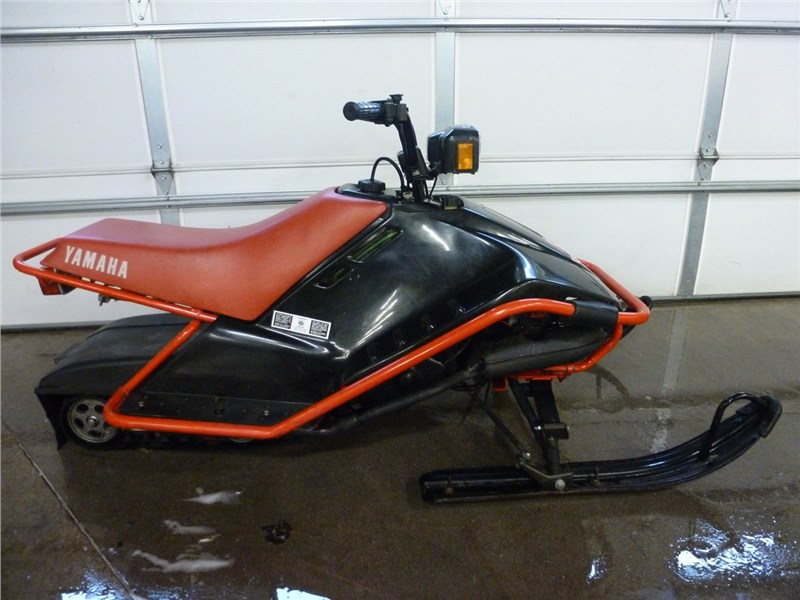 1989 yamaha sno scoot for sale at babbitts online