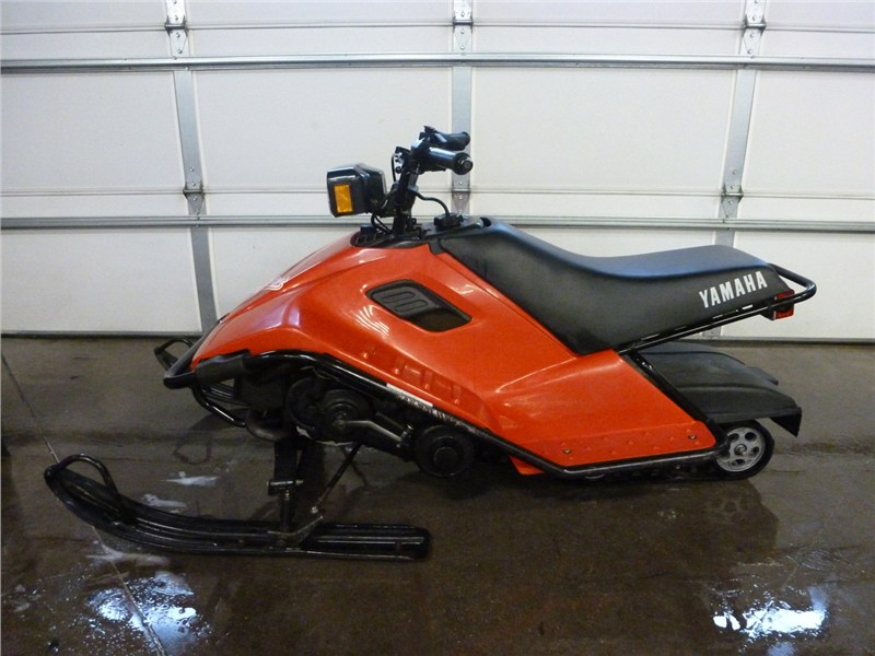 1990 yamaha sno scoot for sale at babbitts online
