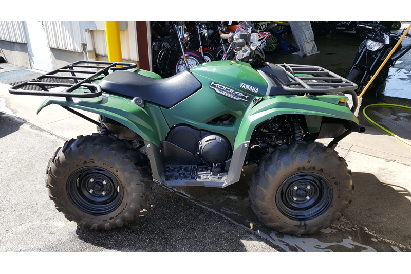 2016 yamaha kodiak 700 pre owned for sale at babbitts online for Yamaha kodiak 700 top speed