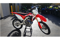 2018 Honda CRF-450R [RODE & SIGNED BY CHAD REED]