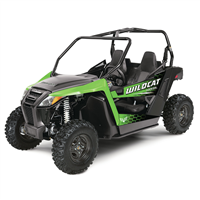 2018 Textron Offroad Wildcat Trail