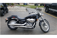 2012 Honda Shadow Spirit