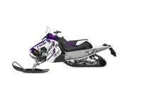 2021 Polaris 600 INDY XC 129