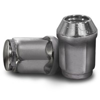 Madjax Chrome Yamaha Metric Lug 100 pack