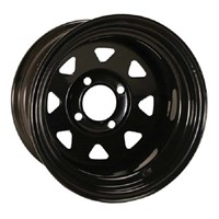 Spoke Glossy Black