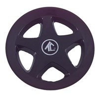 Wheel Cover TC Mag Black
