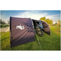 Motorcycle Tent - Black