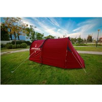 Motorcycle Tent - Red
