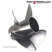"Revolution 4 XP (14.6 x 18.5"") MERCURY LH Propeller, 48-8M0113931"