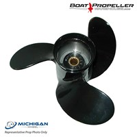 "Michigan Match - Evinrude (10 x 7"") MICHIGAN WHEEL® RH Propeller, 012112"