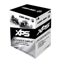XPS 4-Stroke Oil Change Kit - Synthetic (0W40)