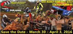 High lifter ATV Nationals Information 2016