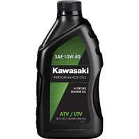 Kawasaki 10W40 ATV/UTV Engine Oil