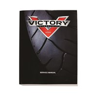 2008 Kingpin Victory Motorcycle Service Manual