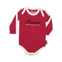 INDIAN LS BODYSUIT 2-PK