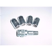 LUGNUTS,CHROME (4 PK.)