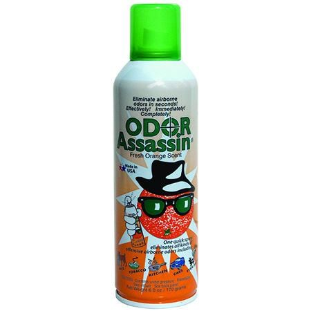 Odor Assassin 6 oz Fresh Orange