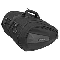SADDLE BAG DUFFEL-STEALTH