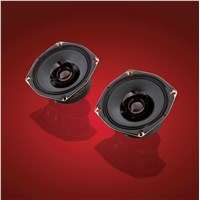 Show Chrome 4.5 inch Speakers - Honda Goldwin