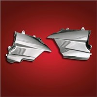 CHROME EING LWR SIDE COVER GL1500