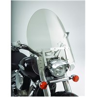 "22"" Classic Windshield - Tint Tapered Fork"