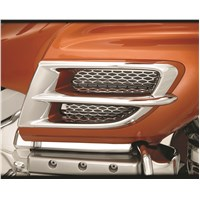 Chrome Side Fairing Accent Grilles (pair