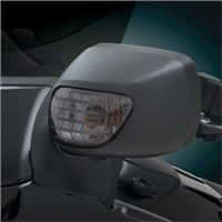 Smoke Mirror Turnsignal Lights- Honda GL