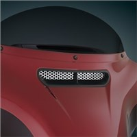 Bi Bike Parts Fairing Vent Screen Only (