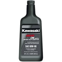 Kawasaki Gear Oil With Limited Slip Additive