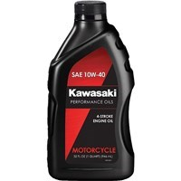 Kawasaki 10W40 Motorcycle Oil