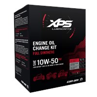 4T 10W-50 Synthetic Change Kit Rotax 500 cc and up V-Twin