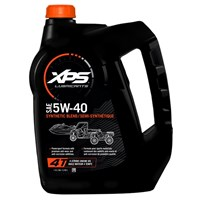 4T 5W-40 Synthetic Blend Oil