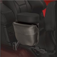 Armrest Pouch in GL180 Matchin Black