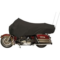 Premium Half Motorcycle Cover