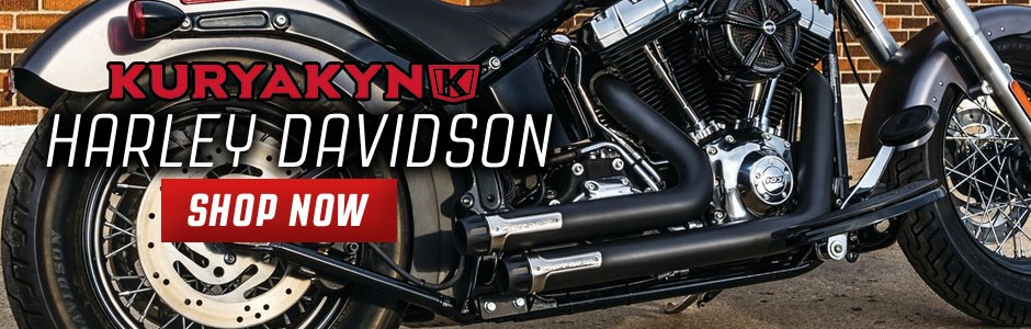 V-Twin Kuryakyn Accessories