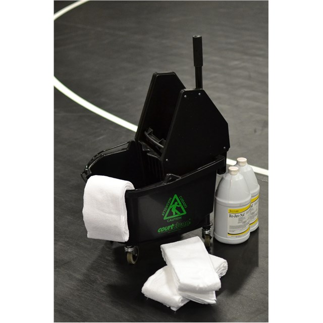 DeluxeCourtclean® Tune Up Kit for Disinfecting Mats & Covers