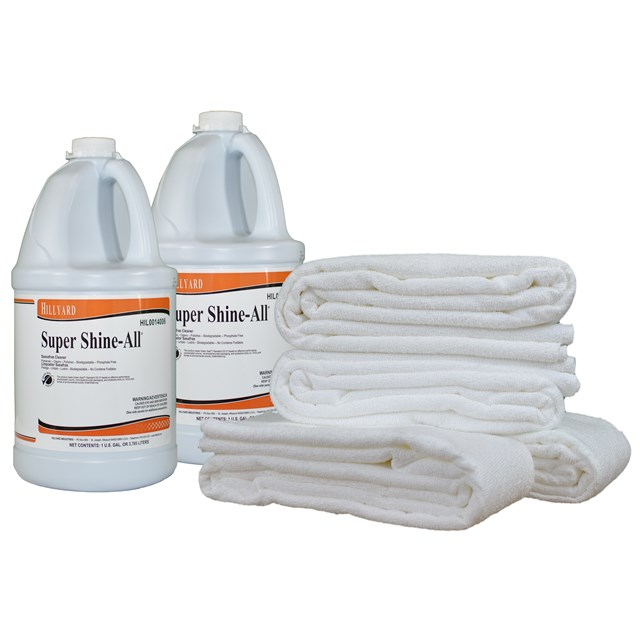 Courtclean® Tune Up Kits for Hard Floor Surfaces