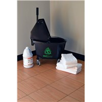 Deluxe Courtclean® Start Up Kit for Hard Floor Surfaces