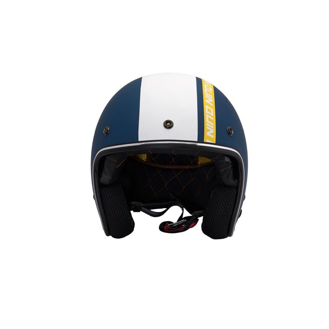 Quin McQ Blu Bluetooth Integrated Smart Helmet XL