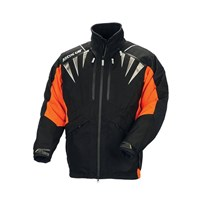 Arctic Cat Men's Boondocker Jacket Orange