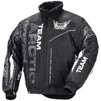 Arctic Cat Men's Team Jacket Black