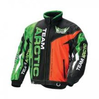 Arctic Cat On Track Youth Jacket
