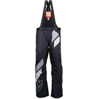 Parts Unlimited Men's S7 Comp Bibs Black
