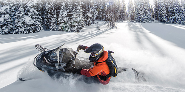 SkiDoo Snowmobile Accessories