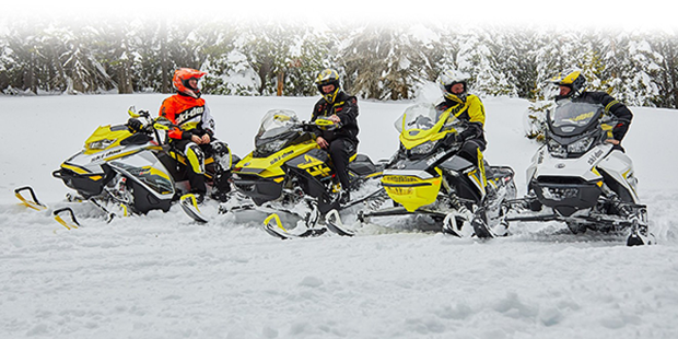 SkiDoo Snowmobile Apparel