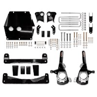 CHEVY/GMC 2020-2021 2500/3500HD 4'' SUSPENSION LIFT STAGE 5