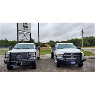 RANCH HAND BUMPER AND FABFOURS BUMPER