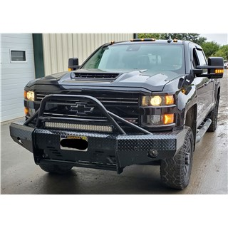 RANCH HAND BUMPER DBLINK LIGHT BAR