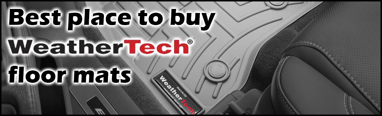 Buy Weathertech Now
