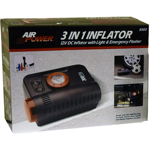CSI AIR POWER 3/1INFLATOR